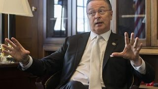 Snowflake Congressman Walks Out Of Tough Interview