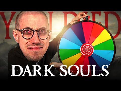 Dark Souls mit Glücksrad