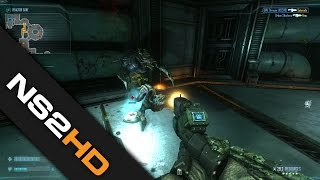 Natural Selection 2 Gameplay - 6v6 'Competitive' | NS2HD[786]