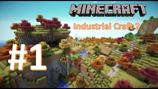 видео Surviving With IndustrialCraft 2 :: Ep.1 - Basic Power & Machines