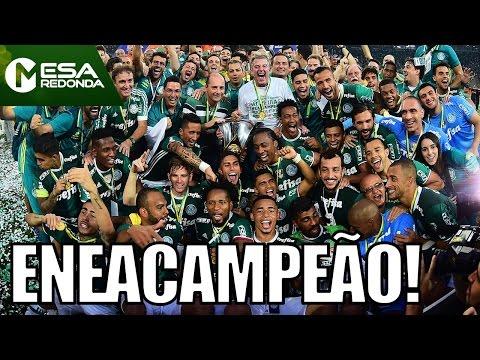 Palmeiras Campeão Brasileiro 2016 - Mesa Redonda (27/11/16)