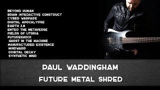 Paul Wardingham - Future Metal Shred / Instrumental