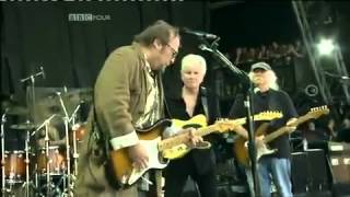 Crosby Stills & Nash Long Time Gone Glastonbury 2009
