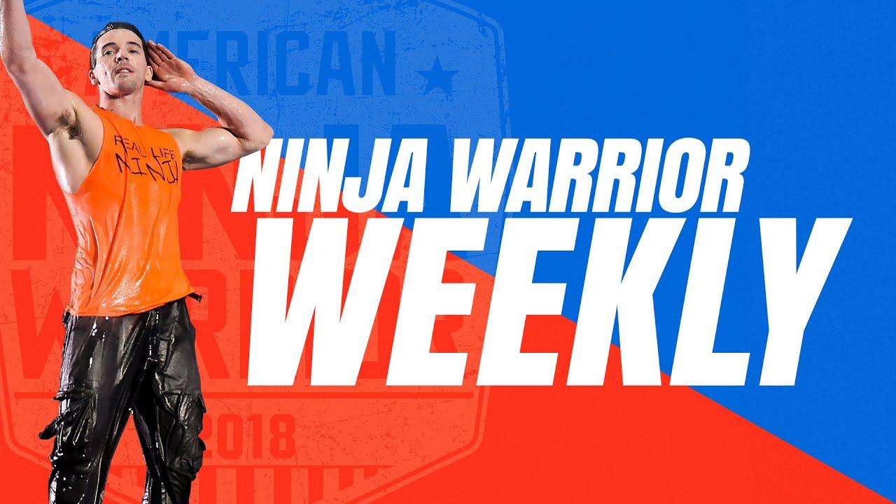 Download Season 10 Finale - American Ninja Warrior Weekly (Digital Exclusive)