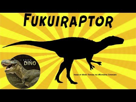 Fukuiraptor: Dinosaur of the Day