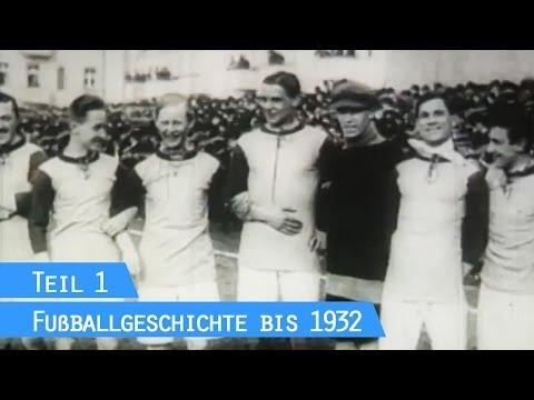 100 Jahre Fußball, Teil 1: Anstoß