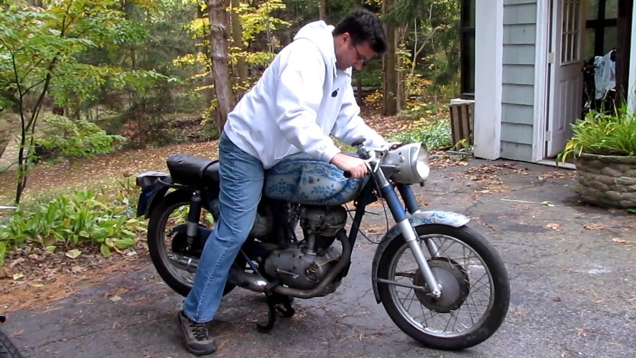 1963 Ducati ... Ducati Scrambler Youtube