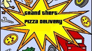 Grand theft Pizza Delivery: Kickstarter Trailer
