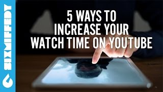 5 Ways To Increase Your YouTube Channel Watch Time - #YouTubeTips