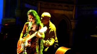 16 Katie Melua  - God on Drums, Devil on the Bass - Union Chapel 13   04   14
