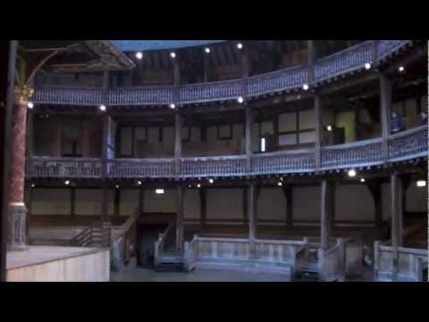 ALLO SHAKESPEARE'S GLOBE THEATRE DI LONDRA - 27.12.2012