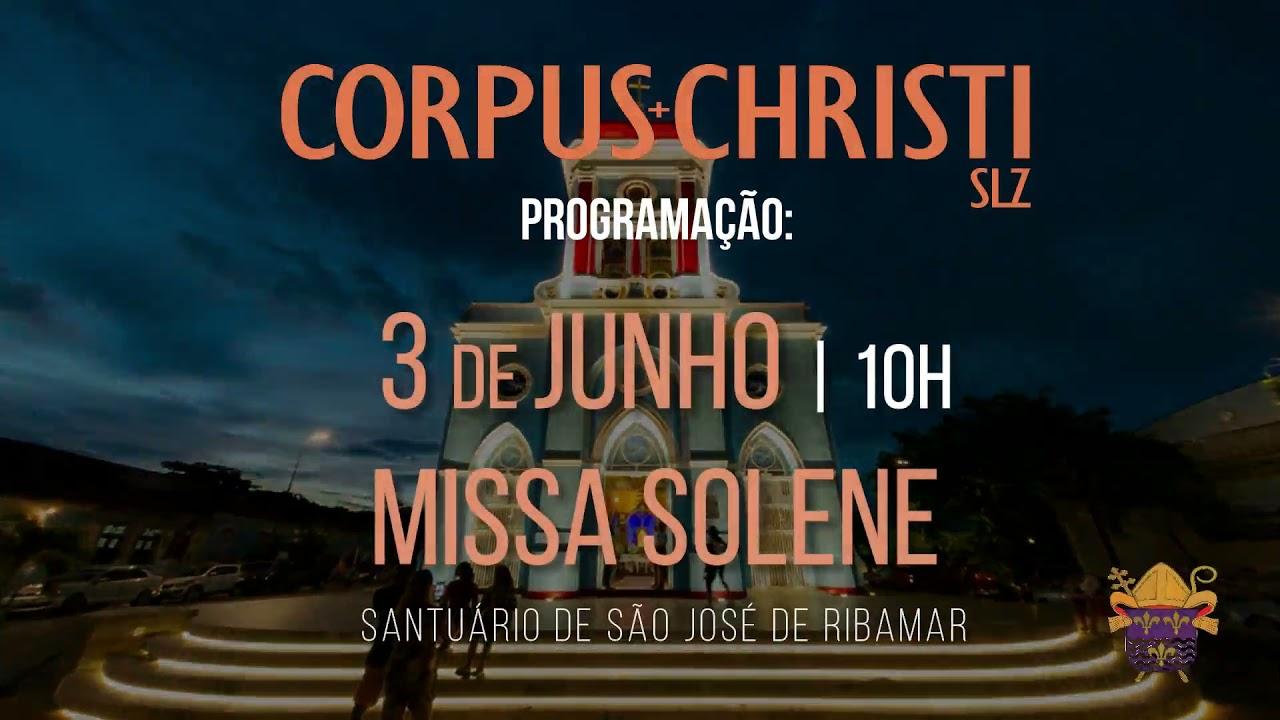 Vídeo Corpus Christi 2021 é lançado