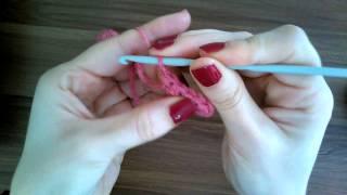 Μισό Ποδαράκι - Half Double Crochet