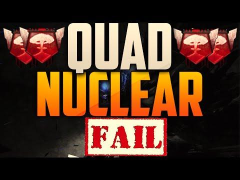Triple Nuclear+26 Gunstreak on Slums - Quad Nuclear Fail :(