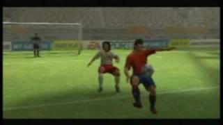 FIFA Football 2005 Intro (XBOX)