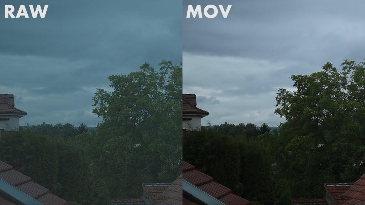 Canon EOS 70D RAW vs MOV 1920x1080 (Magic Lantern) for best video quality