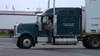 Driving Instructor Odessa Kingston Crossroads Truck Training Academy On