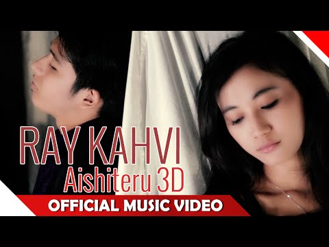 Ray Kahvi - Aishiteru 3D - Official Music Video - NAGASWARA
