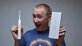 $15 Sonic Electric Toothbrush