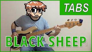 [TABS] Black Sheep - Metric (feat. @Brie Larson)