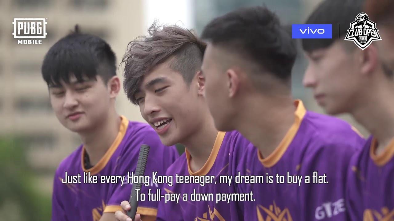 PUBG Mobile PMCO Global Finals - 香港代表隊 Nova Esports 介紹 - YouTube