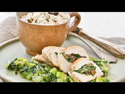 blanc-de-poulet-farci-et-laitue-romaine---recette-de-betty-bossi