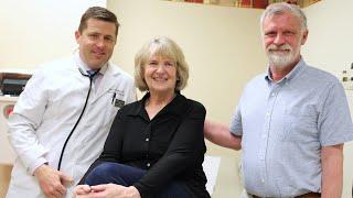 Loyola Lung Transplant Patient Celebrates Anniversary