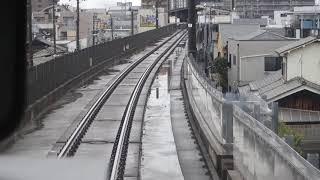東羽衣線、鳳駅から東羽衣駅へ