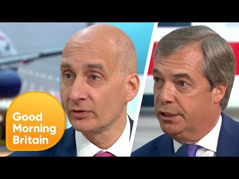 How Will a Heathrow Airport Expansion Affect Brexit? | Good Morning Britain