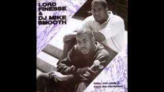 Lord Finesse & Dj Mike Smooth   Track The Movement 1989