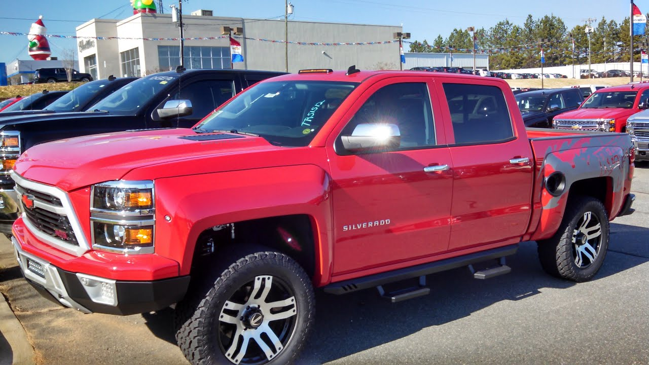 side prevnext truck sale drive reviews reaper profile for silverado first chevrolet