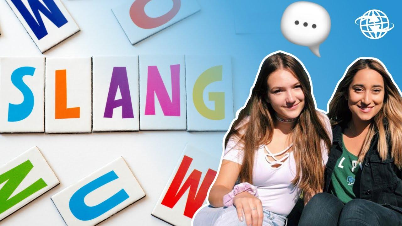 Neue Slang-Wörter im Auslandsjahr | X-CHANGE mit Jackie Alice & Sima