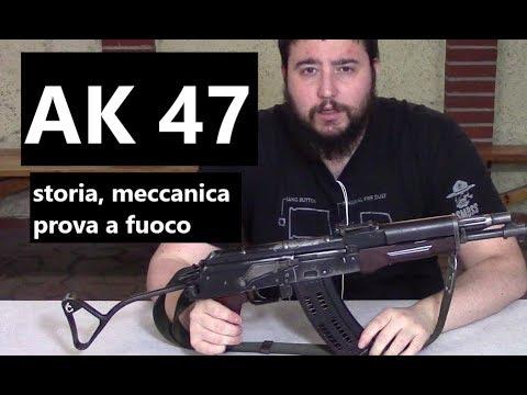 AK-47 : Storia, Meccanica, Prova A Fuoco
