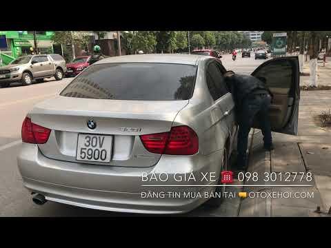 Bán xe ô tô cũ BMW 320i sản xuất 2009 giá cực rẻ