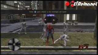 Vídeo análisis / review Spiderman: El Reino de las Sombras - PS3/X360