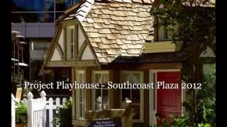 Project Playhouse - Southcoast Plaza - 2012 - Costa Mesa, California