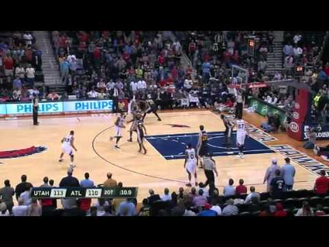 NBA Space - Atlanta Hawks Top Ten Plays 2011-2012