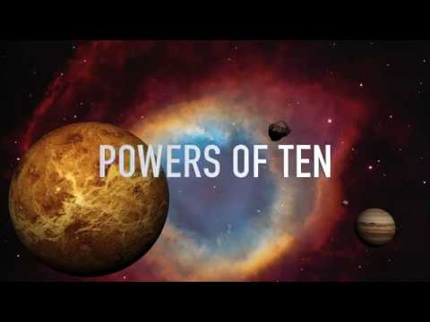 Scales Of The Universe In Powers Of Ten - Full HD 1080p