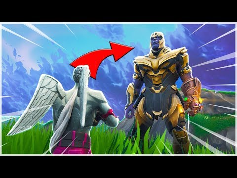 Fortnite | Papi Thanos Me Adopta