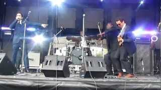 Motown Tribute to Nickelback - How You Remind Me - Live At Squamish