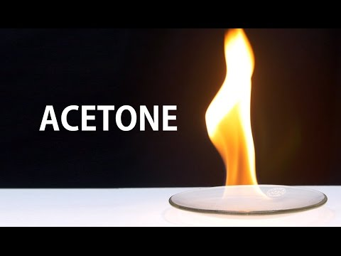 Making Acetone From Calcium Acetate