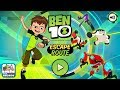 Ben 10: Escape Route - Chapter 2: All Powered Up, All Three Stars (Cartoon Network Games)