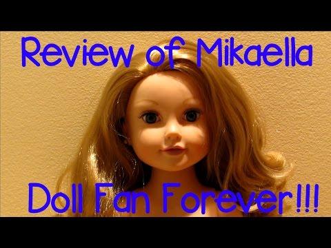 0c66f7b912f Journey Girl Mikaella review - YouTube