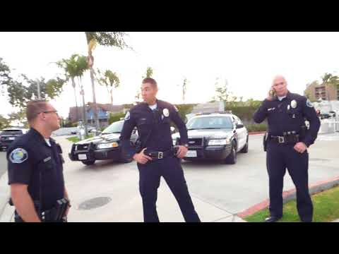 Santa Ana Police Dept. Followed, Stalked with no Results, FAIL!!! 1st Amend  Audit