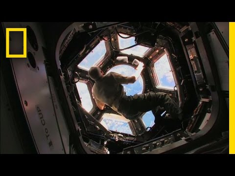 Innovation on the ISS | National Geographic