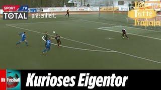 Amateur-Kicker mit irrem Bock   Tore, Tritte, Trallala