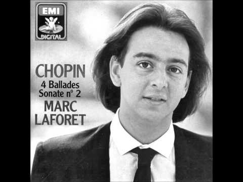 MARC LAFORET plays CHOPIN Sonata No.2 (1988)