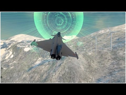 Target course - Immersive Dassault Aviation Trailer
