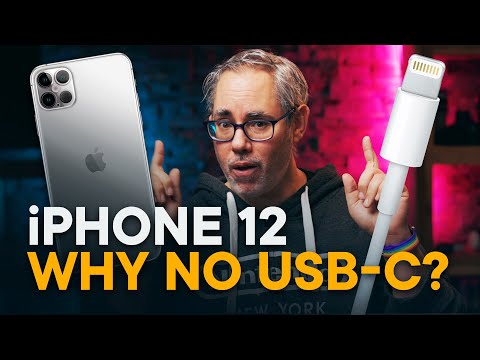 iPhone 12 — Why No USB-C? from YouTube · Duration:  15 minutes 40 seconds