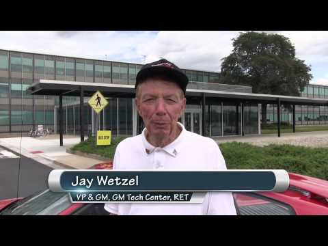 GM Tech Center Employee Car Show 2015